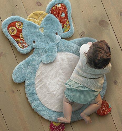 Levtex Home Baby Zahara Elephant Playmat, ()