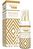 Skinny Tan Tan & Tone Oil, 145ml