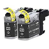 4INX New compatible ink cartridge replacement for brother LC101 MFC-J285DW/J450DW/J470DW/J475DW/J650DW/J870DW/J875DW/DCP-J152W/MFC-J245 ¡