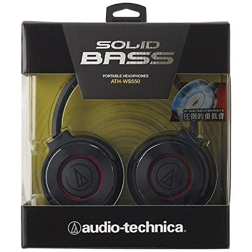 audio-technica ATH-WS550