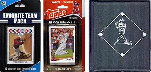 MLB Los Angeles Angels Player Trading Cards