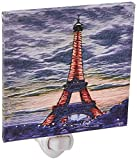 Cheap Eiffel Lights – Eiffel Tower Painting – Night Light