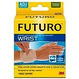 3M Health Care 46709EN Wrap Wrist Support, Adjustable, One Size, Beige (Pack of 24)