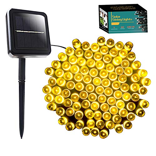 Outdoor Solar Fairy Lights 200 in US - 9