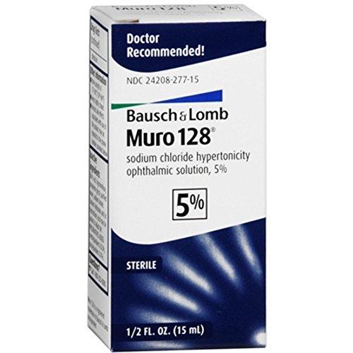 MURO 128 5 Percent SOLUTION 15MED L ()