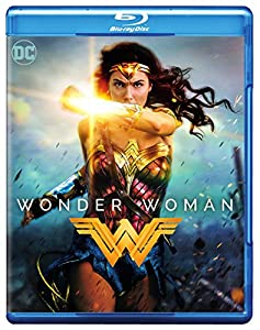 Cover Image for 'Wonder Woman [Blu-ray + DVD + Digital]'