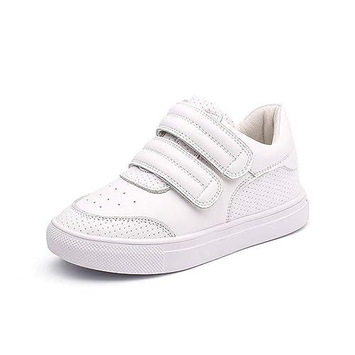 d732e5c07af8d Zapatillas Deportivas Deportivas Unisex para niños Zapatillas Deportivas  Antideslizantes cómodas con Velcro  Amazon.es  Zapatos y complementos