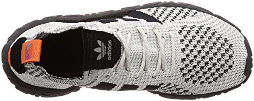 Sneakers F Adidas Mens White Primeknit 22 Inf8q