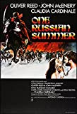 Fury (Aka One Russian Summer) Us Poster Bottom Right: Claudia Cardinale Oliver Reed 1973 Movie Poster Masterprint (24 x 36)