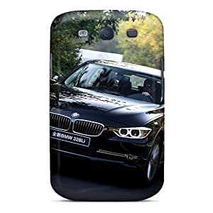 Premium KYz27447NWGs Cases With Scratch-resistant/ Bmw 3 Series Li Front Cases Covers For Galaxy S3 Black Friday