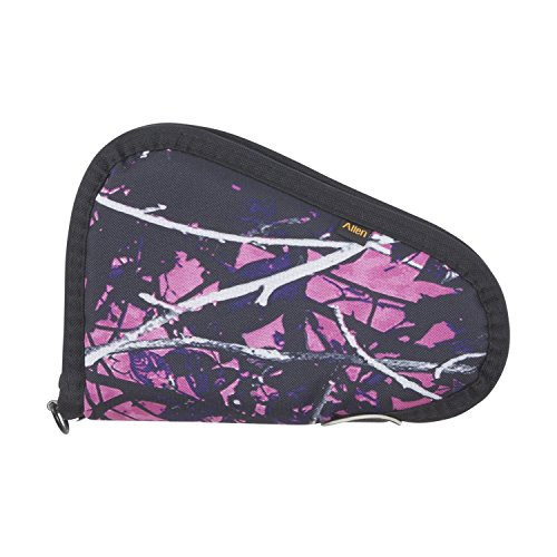 Allen Powder Horn Handgun Case, Muddy Girl Camo (8 Inch Case Gun)