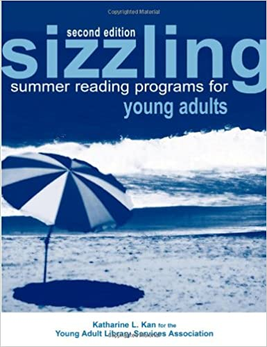 Adult summer reading program young idea excited