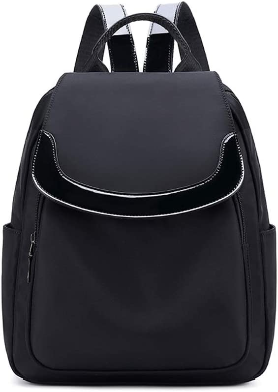 Reichlixin Fashion Water-Repellent Backpack Ultra-Thin and Durable Bag Mens and Womens College Backpack Outdoor Travel Knapsack Casual Business Daypacks