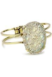 """Anton Heunis """"Marvelous Maharaja"""" Single Crystal Star Burst Bracelet"""