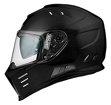 Amazon.es: Simpson Venom casco, carbono, tamaño L