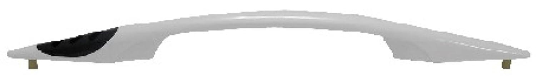 Tirador puerta horno Teka blanco 83030408: Amazon.es: Hogar