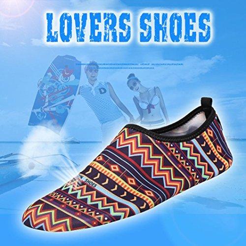 Quick Yoga Yellow Shoes Shoes Men Walking Swim Women Dry Beach Lake Aqua WYXlink Surf Water For Shoes Barefoot 7BXWTaw