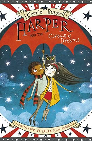 book cover of Harper and the Circus of Dreams