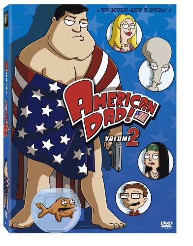 American Dad - Season 2 [Alemania] [DVD]: Amazon.es: Brent ...