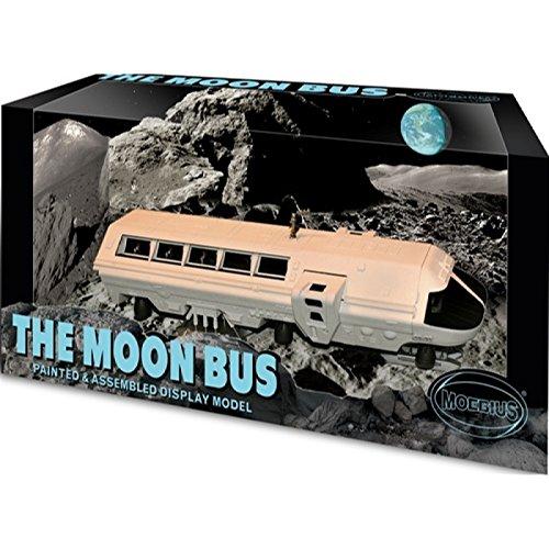 メビウスモデル The Moon Bus プラモデル B004DCVK7S