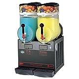 FrigoGranita GIANT2BL 4 Gallon Twin Slush Machine - 120V by TableTop king