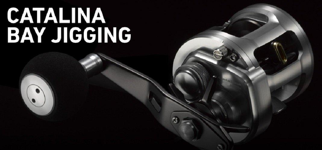 ダイワ(DAIWA) キャタリナ ベイジギング 100SH (右) (CATALINA BAY JIGGING)   B01KO0IZCA