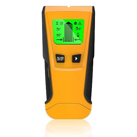 detectores de metales, digital medidor multifuncional de pared con LCD pantalla, 3 modos,