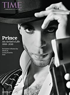 TIME Prince, An Artist's Life 1958-2016 (1683304241) | Amazon Products