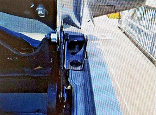 Gmc Mount - NCG CV2ANTNCG Vehicle Specific Mount for Chevrolet and GMC Trucks
