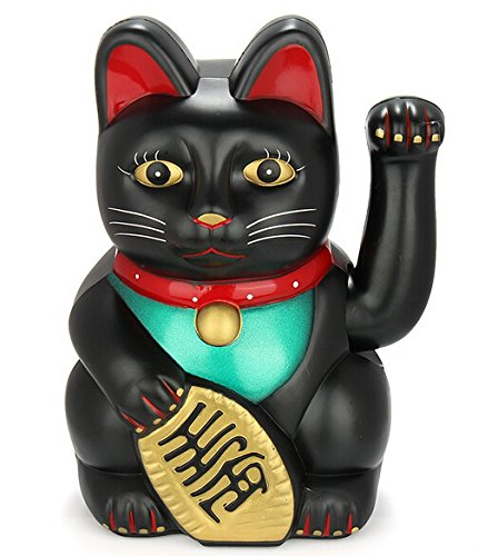Monkey King Feng Shui Lucky Cats Lucky Beckoning Waving Wealth Cat Maneki Neko 6