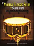 Modern Classic Solos for Snare Drum, Saul Goodman, 0757917429