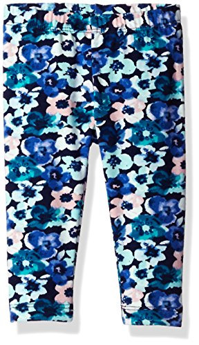 Gymboree Toddler Girls Printed Legging  Pansy  3T