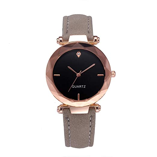 Watches for Women, DYTA Leather Watch Strap 22mm Ladies Watches on Clearance Under 10 Simple