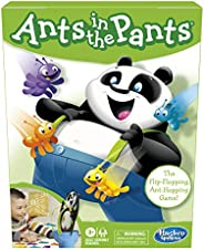 Hasbro Gaming Ants in The Pants, Easy and Fun Preschool Game for Kids Ages 3 and Up, for 2-4 Players