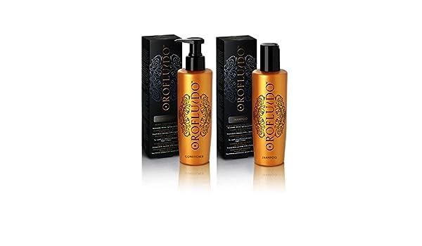 Orofluido Champú y Acondicionador 200 ml (Pack de 6): Amazon.es: Belleza