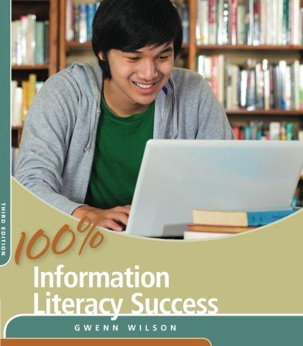 100% Information Literacy Success (100% Success Series)