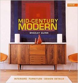 Amazoncom MidCentury Modern Interiors Furniture Design