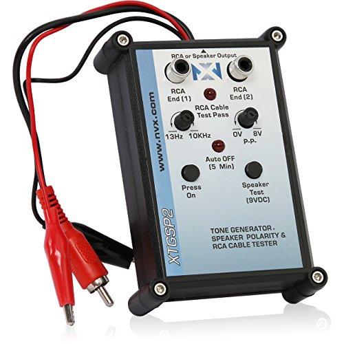 NVX XTGSP2 - Polarity Tester Speaker
