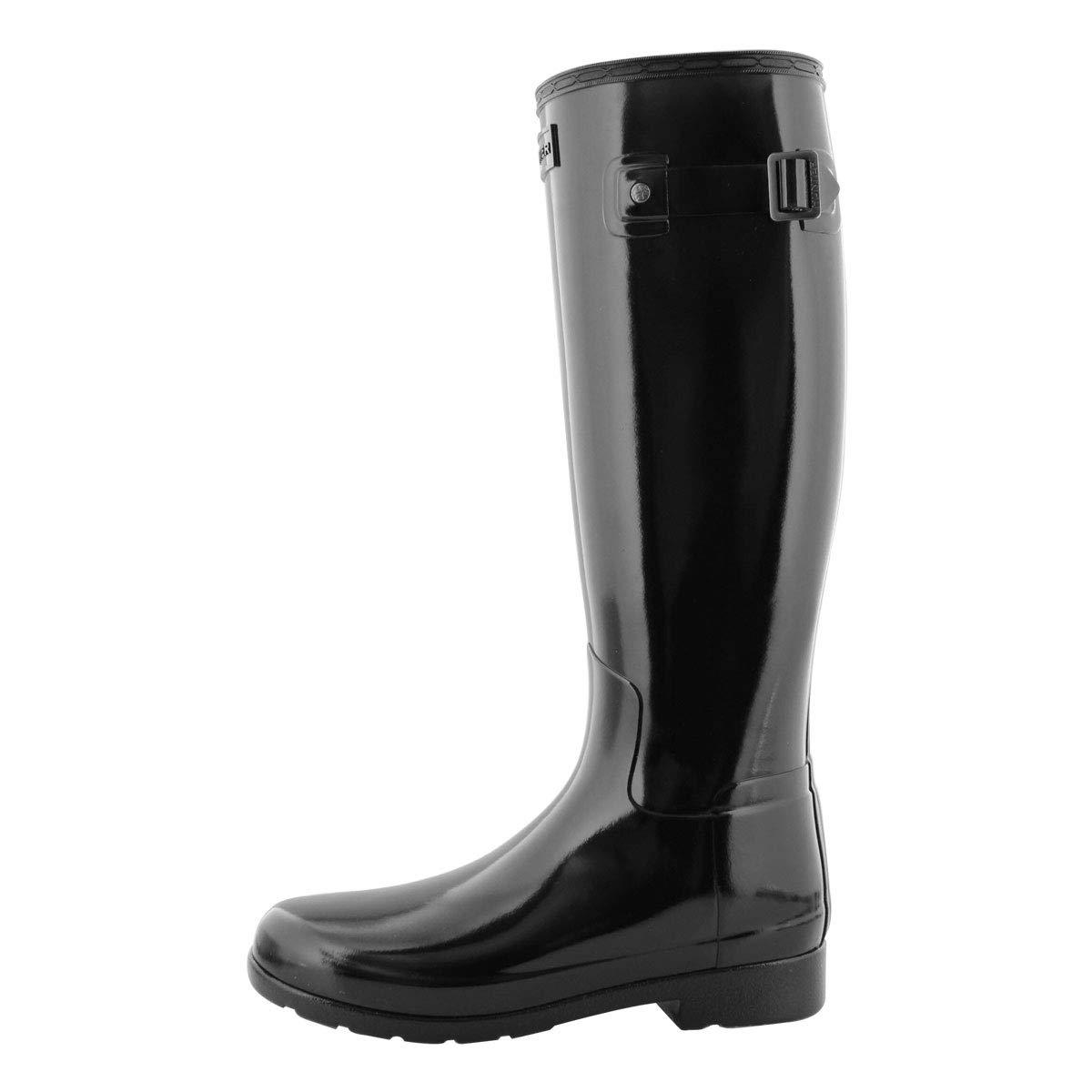 - Hunter Boot Women's Refined Wide Fit Rain Boot