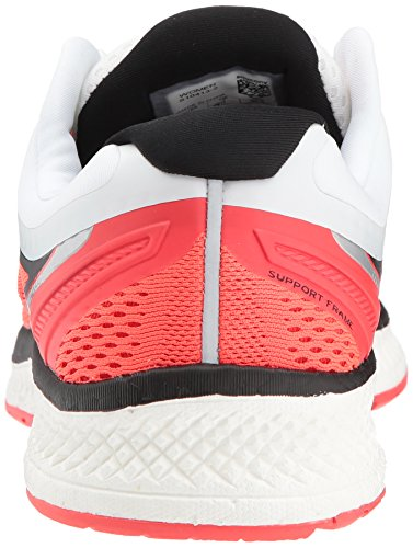 Black Vizired Saucony Triumph Women's 4 Competition White Running Shoes Red 2 Iso qx8znwT4rx