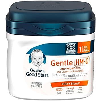 Gerber Good Start Gentle Powder Infant Formula 232 Ounce Amazon