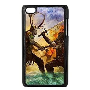iPod 4 Black Cell Phone Case Game of Thrones Logo Phone Cases Clear