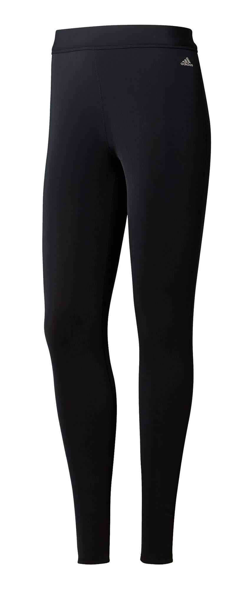 adidas Golf Women's Climawarm Legging, Black, Small by adidas