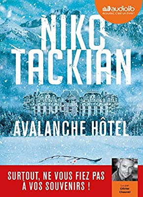 Amazon Fr Avalanche Hotel Livre Audio 1 Cd Mp3 Niko