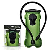 XWXS Hydration Bladder 100 Oz/3-litres, Military Class Quality Water Reservoir, Wide-opening, Tastefree for Hiking, Bike Trip, Climbing, Hydro Backpack, Outdoor Event