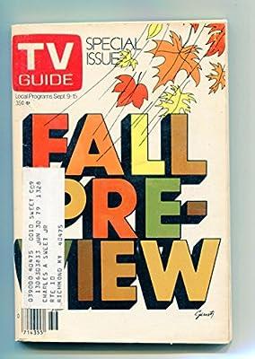 TV Guide-September 9-15-1978-Kentucky Edition
