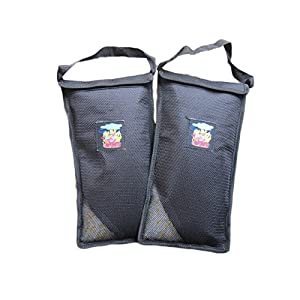2 x 1 LARGE 1KG DRY AIR CAR/HOME DEHUMIDIFIER REUSABLE BAG MOISTURE ABSORBED-( with anti slip pad)