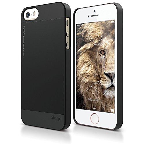 iPhone case elago Outift Black