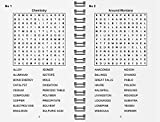 Large Print Word Search Puzzles: Over 200 Puzzles
