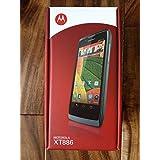 Motorola Razr V XT886 Unlocked GSM Android Cell Phone - Black